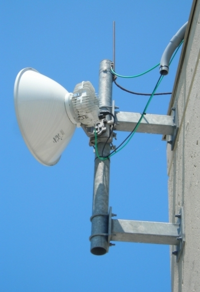 Site Accessories Antenna Wall Mount