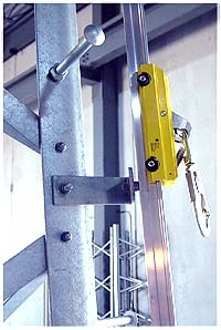 Tower Safety Fall Arrest Safety System
