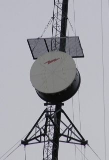 Antenna Ice-Shield