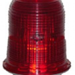 Double Obstruction Light, Steady Burn or Flashing